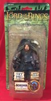 Lord of the Rings Fellowship of the Ring: Boromir - Action Figure Sealed
